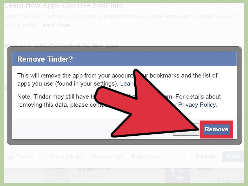 Jak smazat účet Tinder: 14 Kroků (s obrázky) – wikiHow