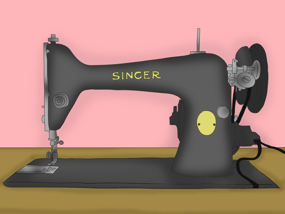 medium resolution of how to oil a sewing machine