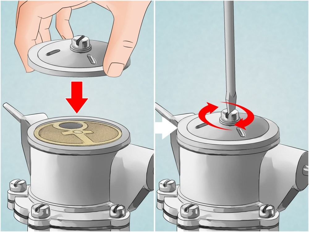 medium resolution of how to clean a fuel pump