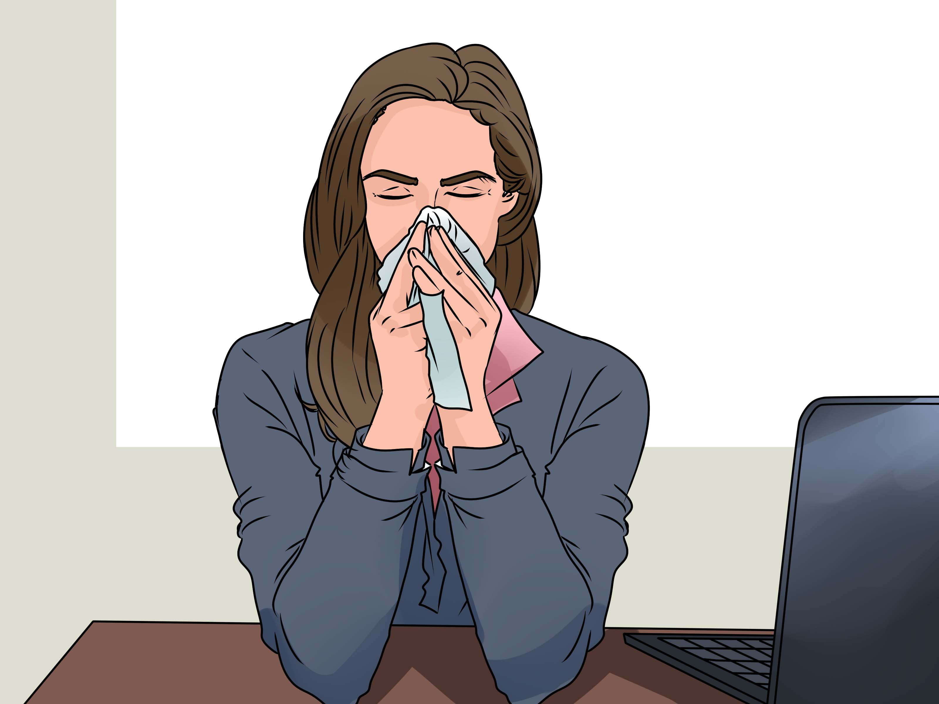 4 Ways to Call in Sick  wikiHow