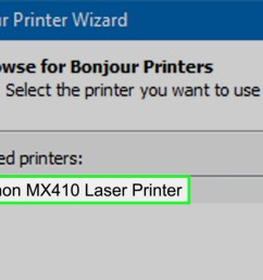how to connect a printer to your computer [ 3300 x 2400 Pixel ]
