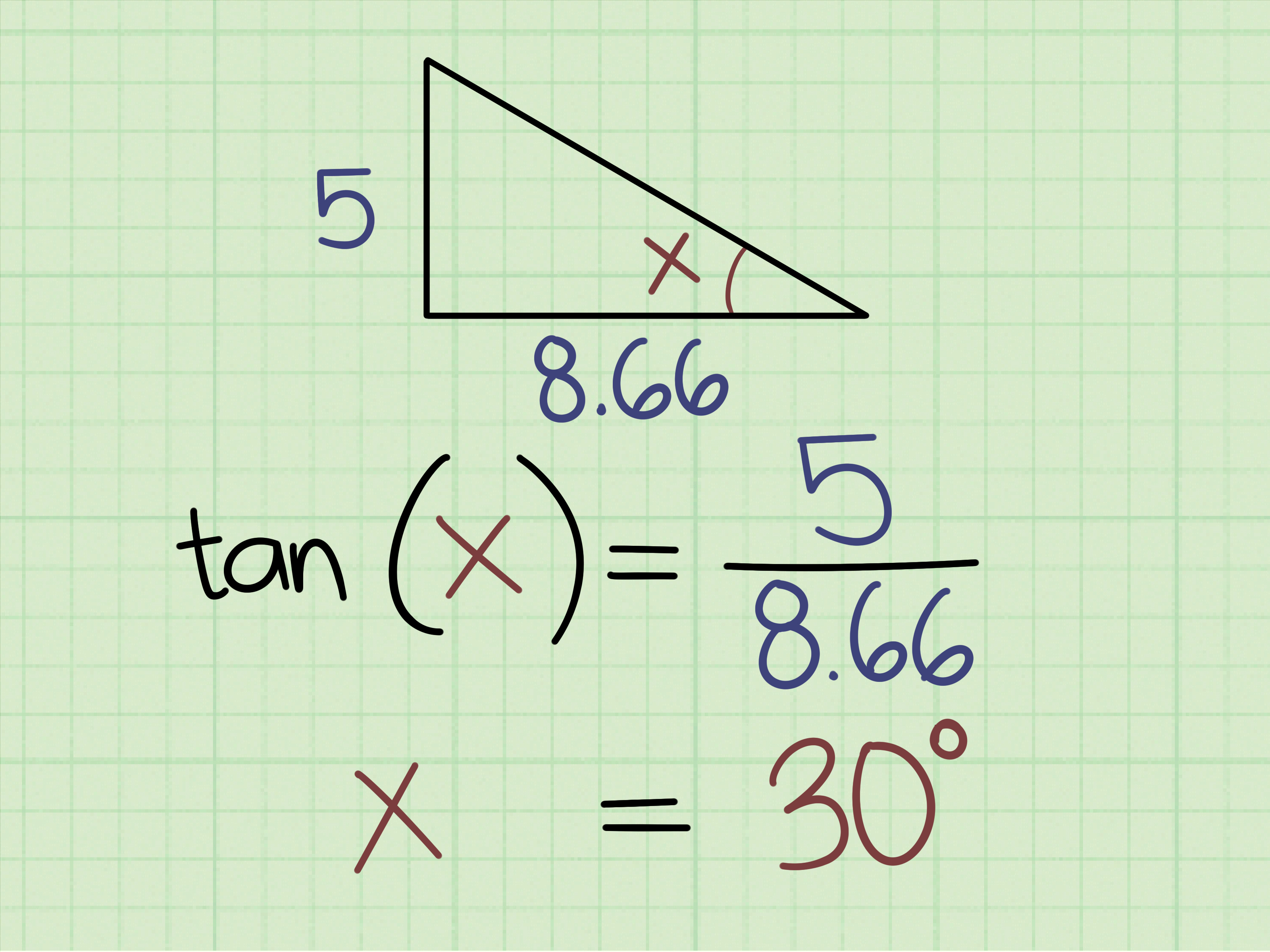 How To Calculate Angles 9 Steps With Pictures