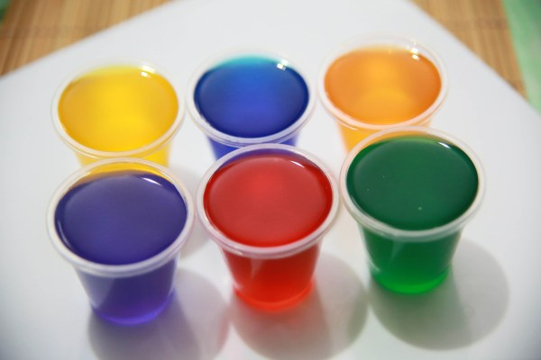 Make Skittles Jello Shots 6 Steps