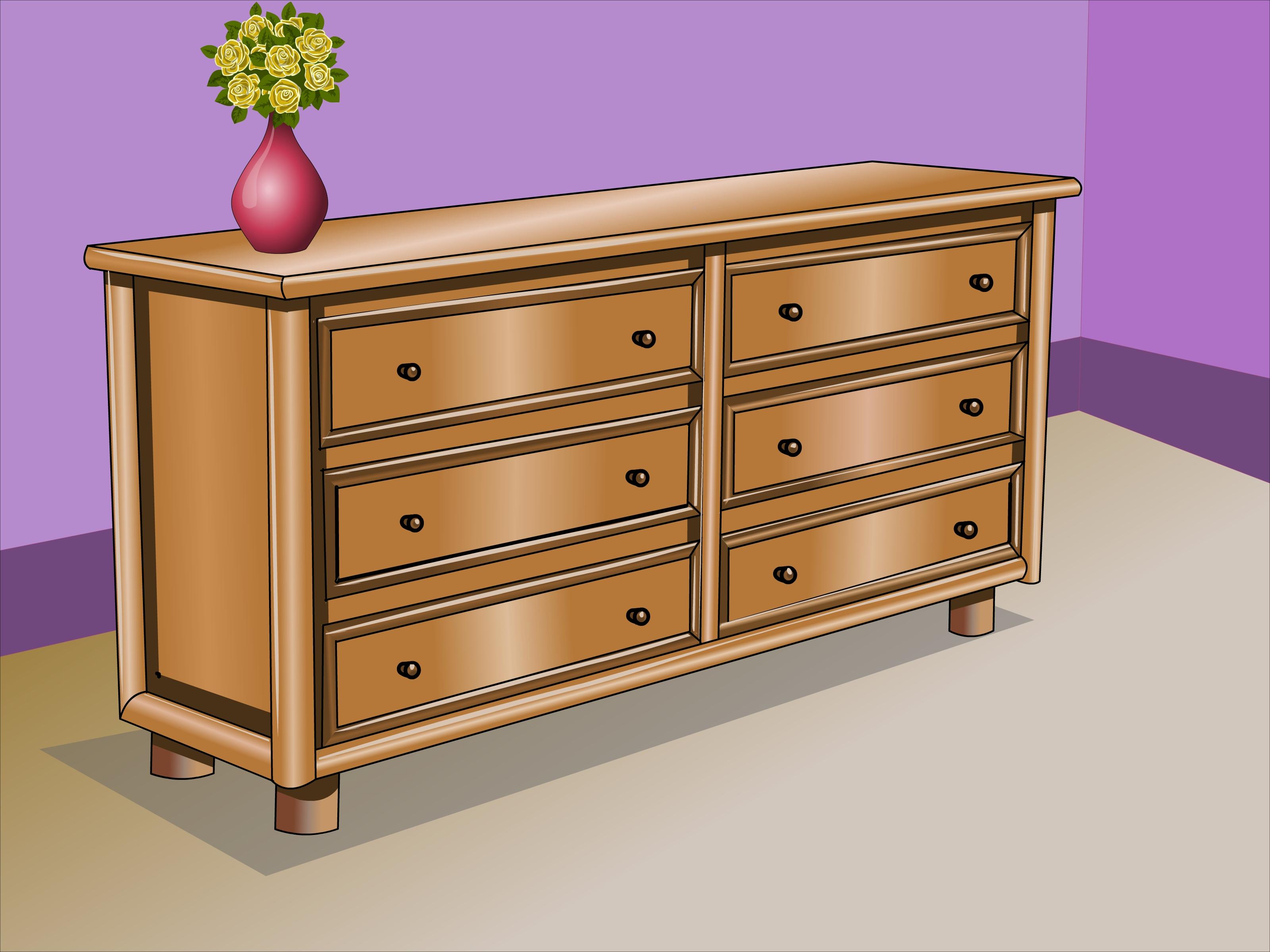 9 Ways to Refinish a Dresser  wikiHow