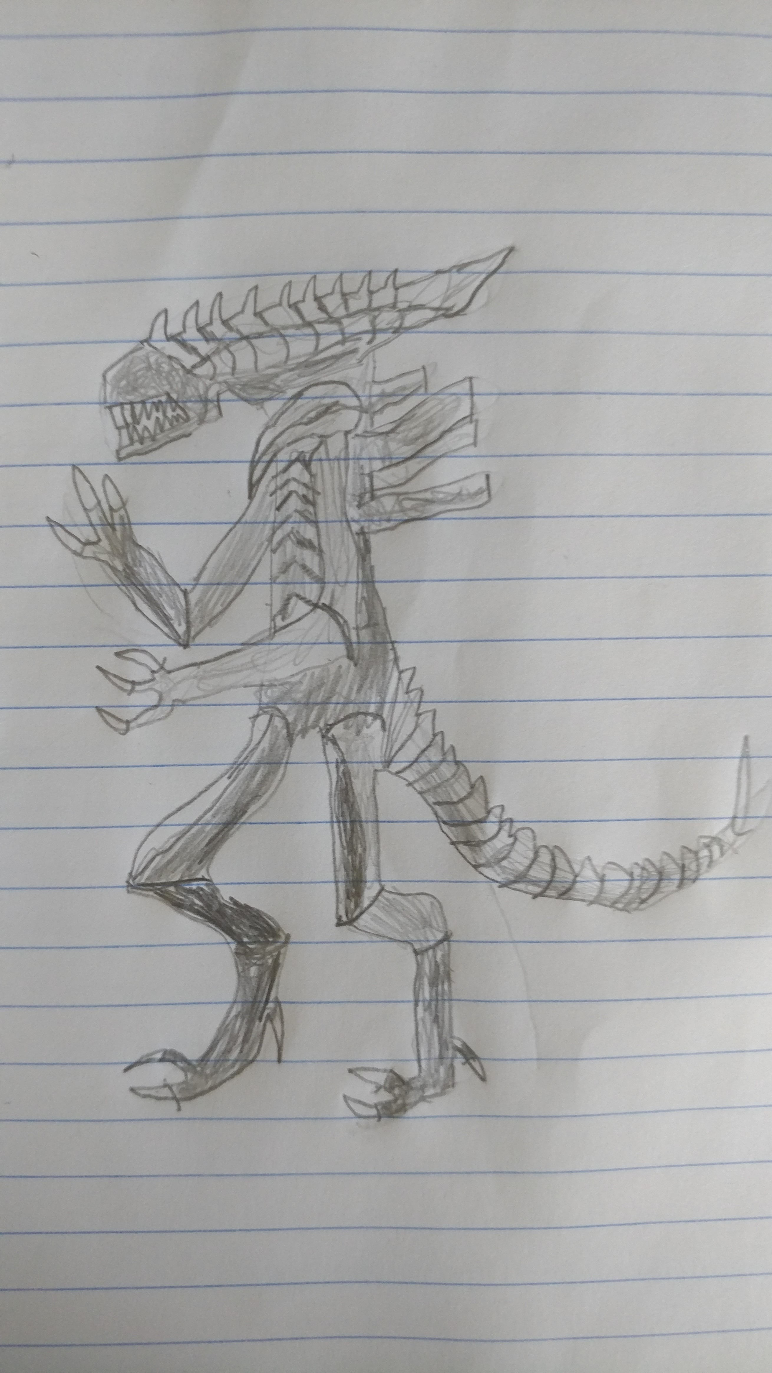How to Draw a Xenomorph 12 Steps with Pictures  wikiHow