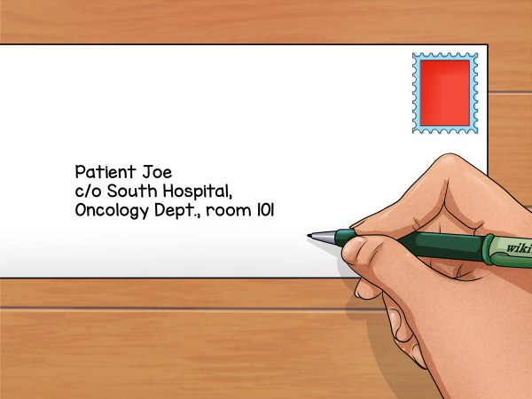 How to Address Envelope with Care Of