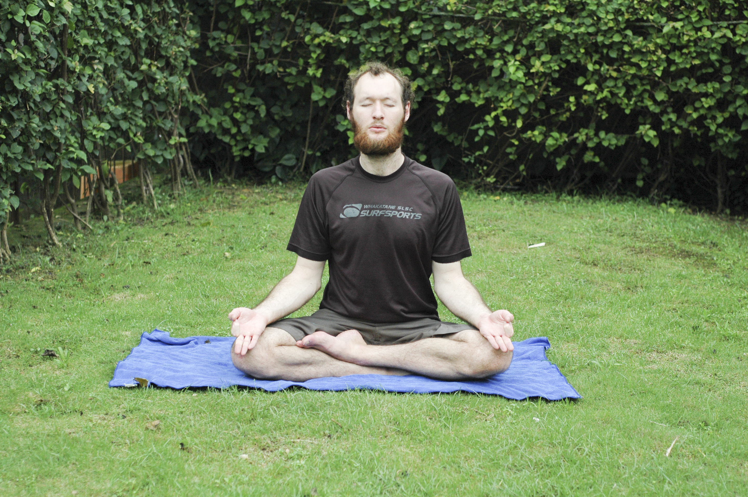 How to Prepare for Yoga Meditation 12 Steps with Pictures