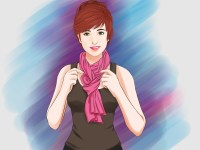 10 Ways to Tie a Scarf Around the Neck - wikiHow