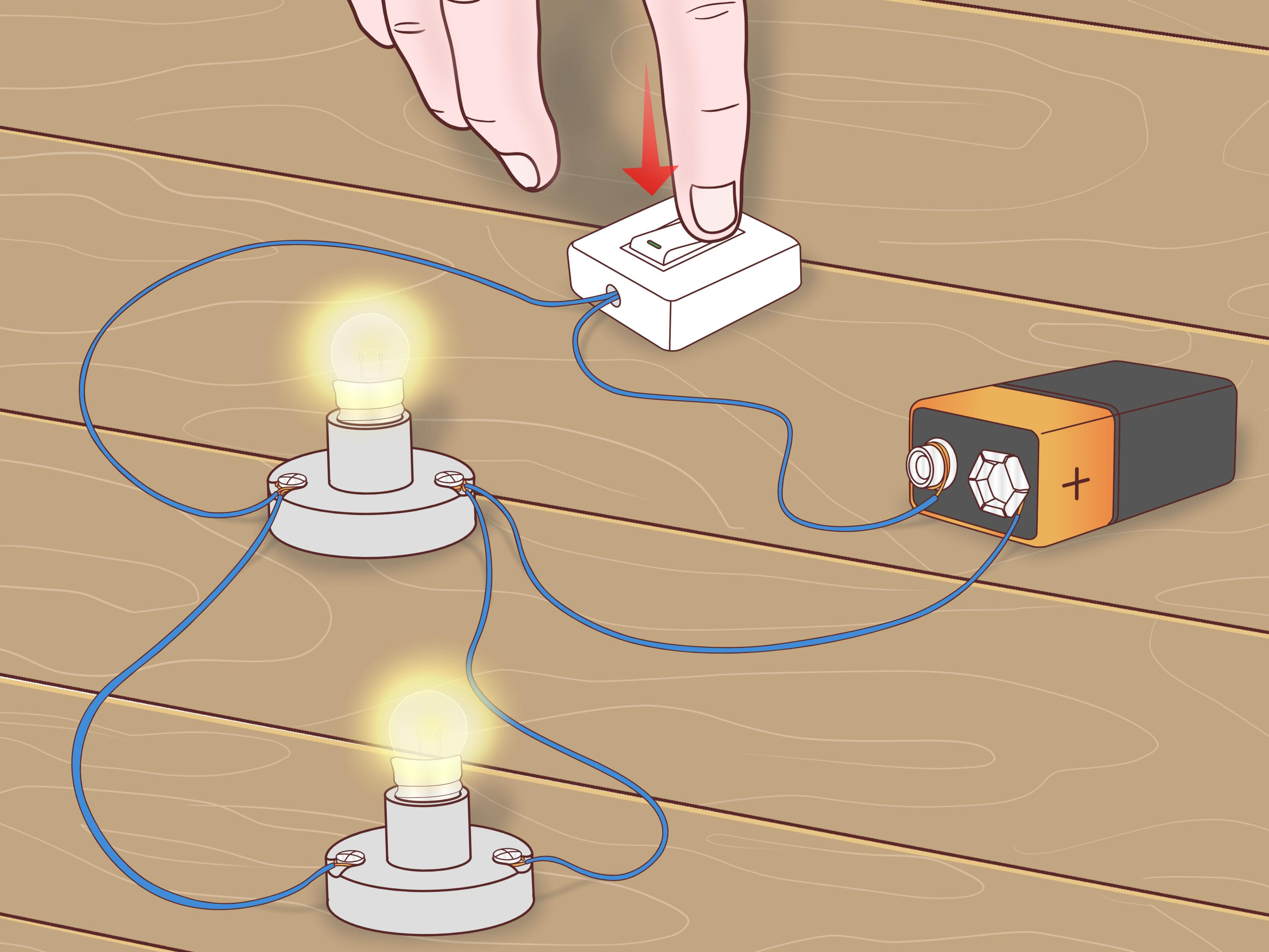 How To Make A Parallel Circuit With Pictures