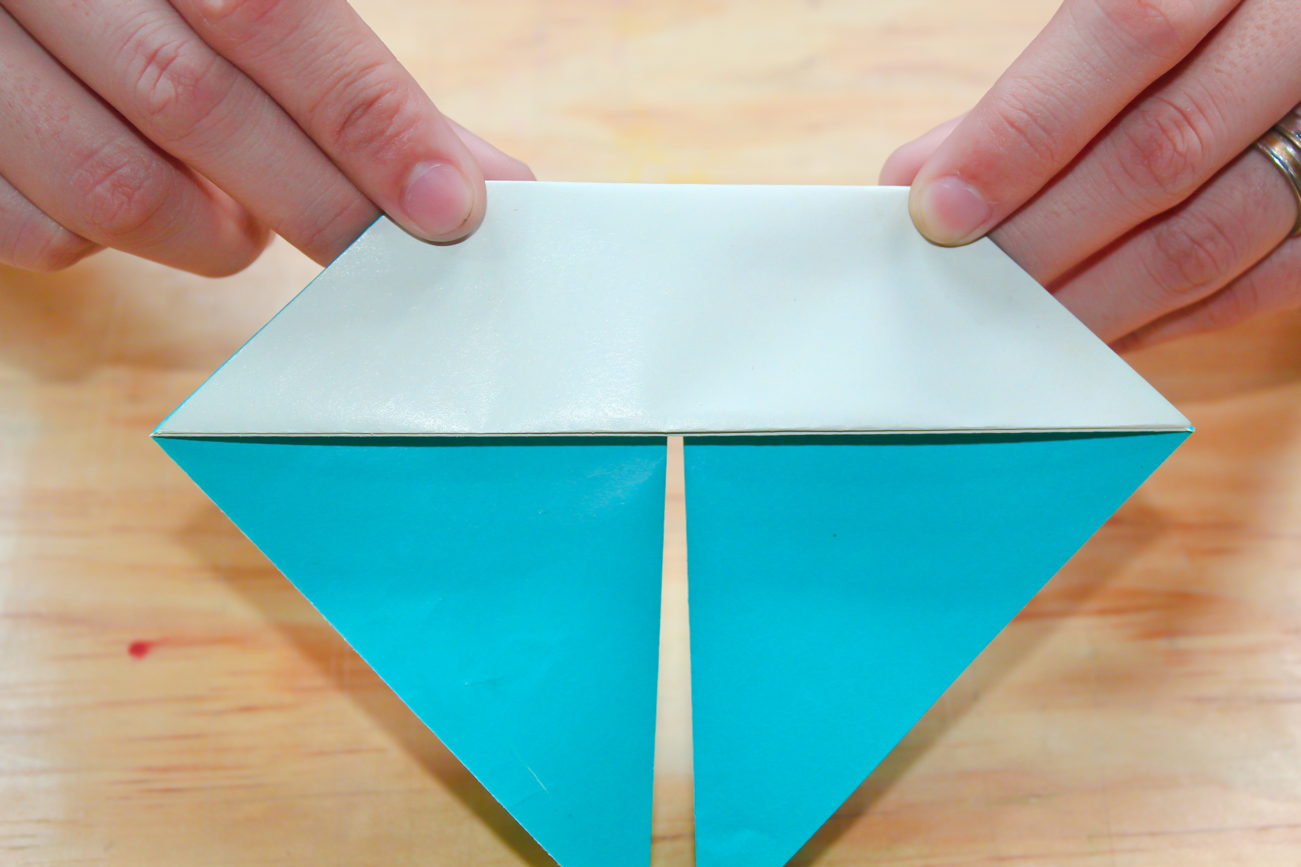 How to Make an Origami Sailboat 9 Steps with Pictures  wikiHow