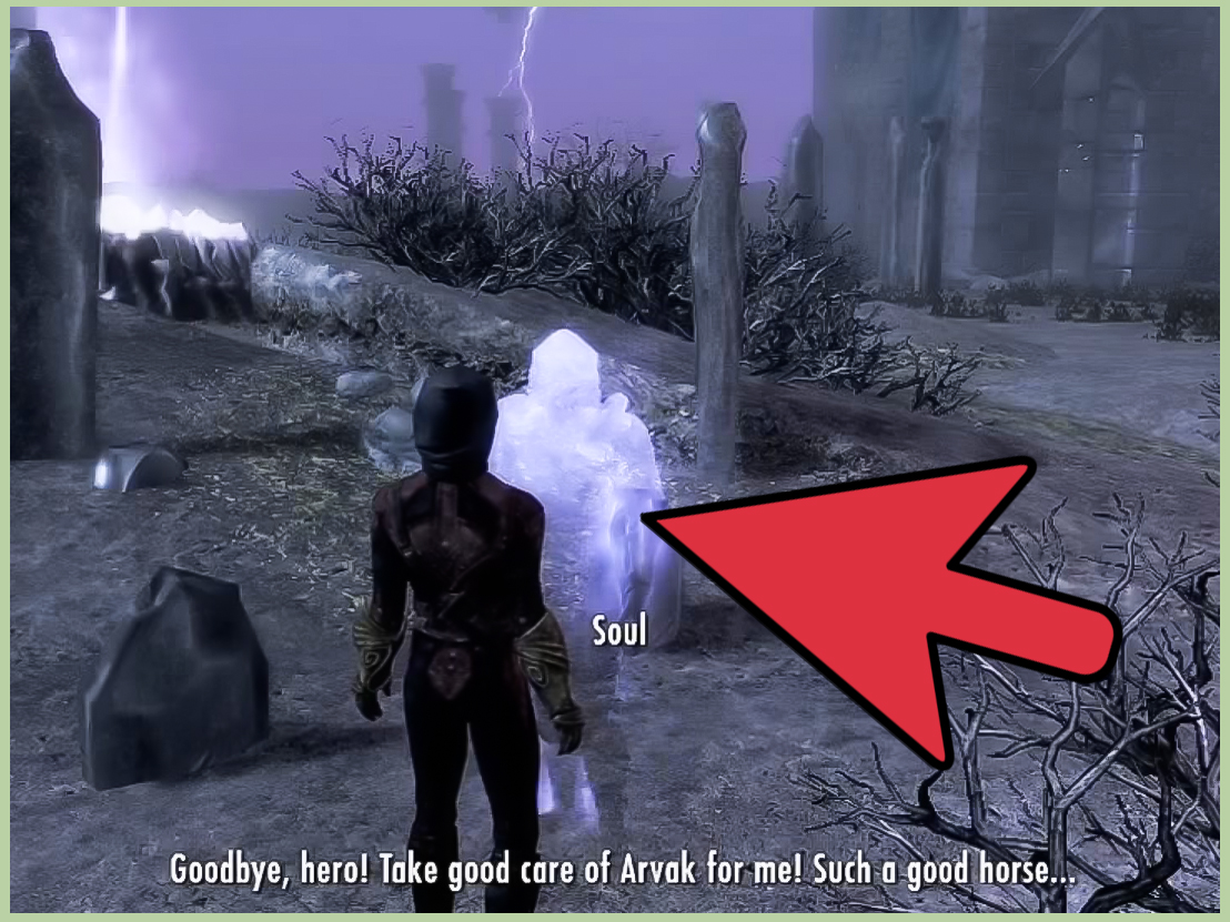 How To Find Arvak The Skeleton Horse With Dawnguard In Skyrim