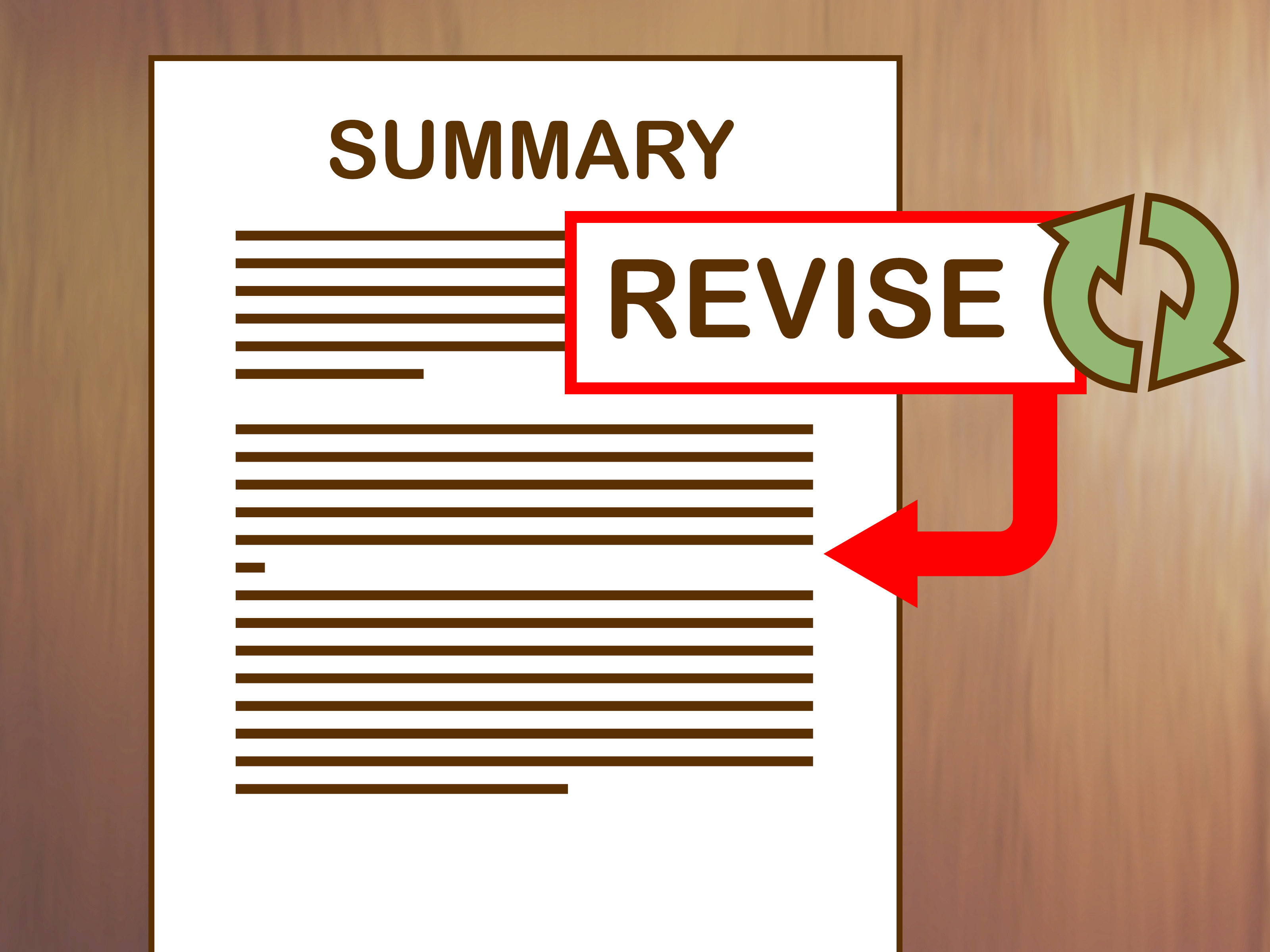 How To Summarize A Journal Article With Examples
