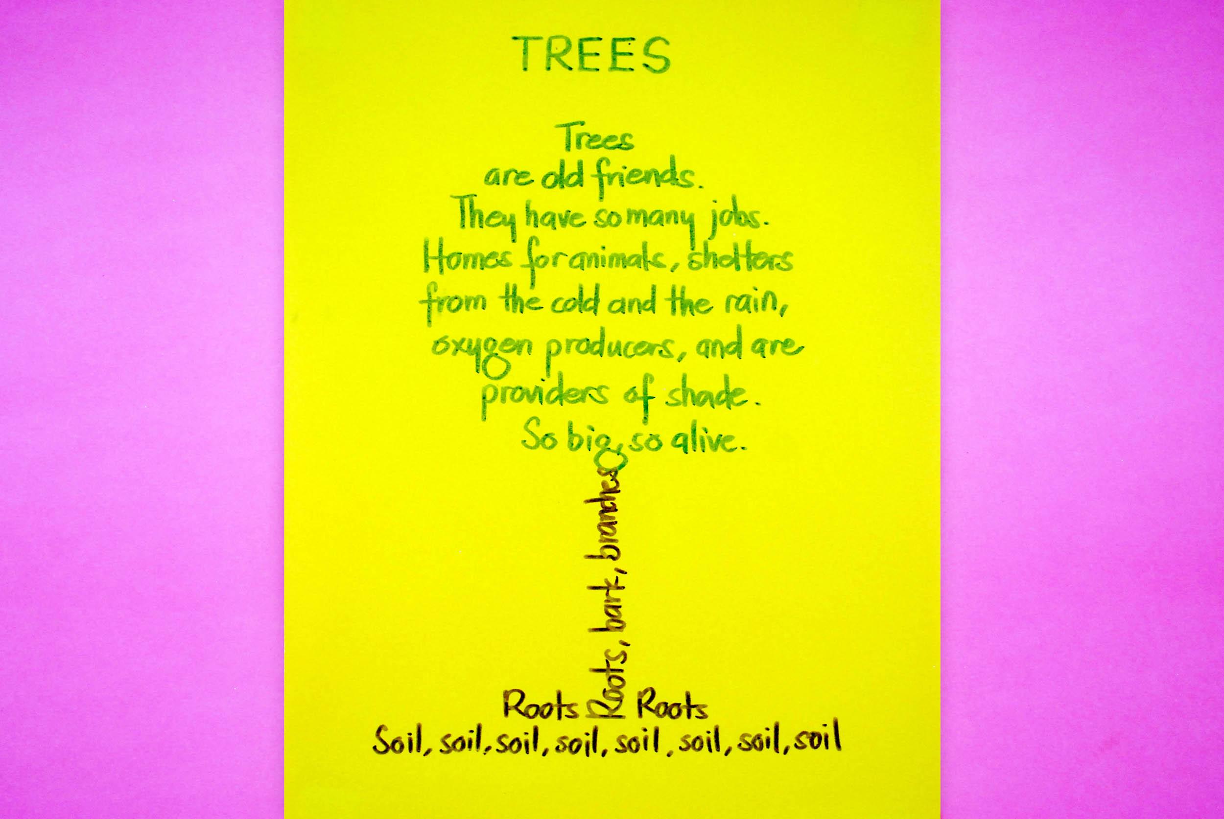 How To Write Shape Poems 14 Steps