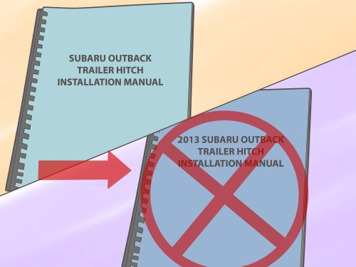 small resolution of subaru towing trailer wiring diagram