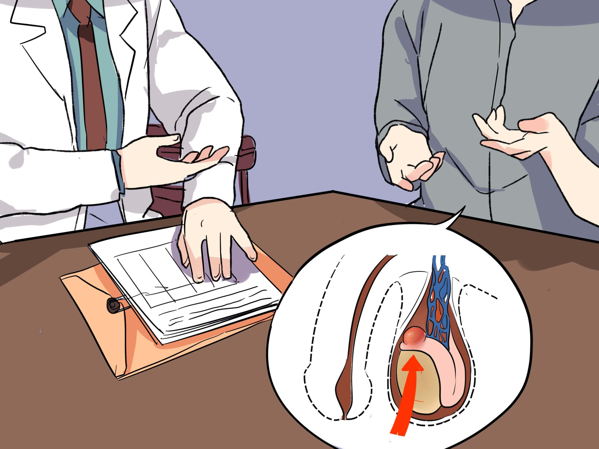 hight resolution of how to treat a cyst