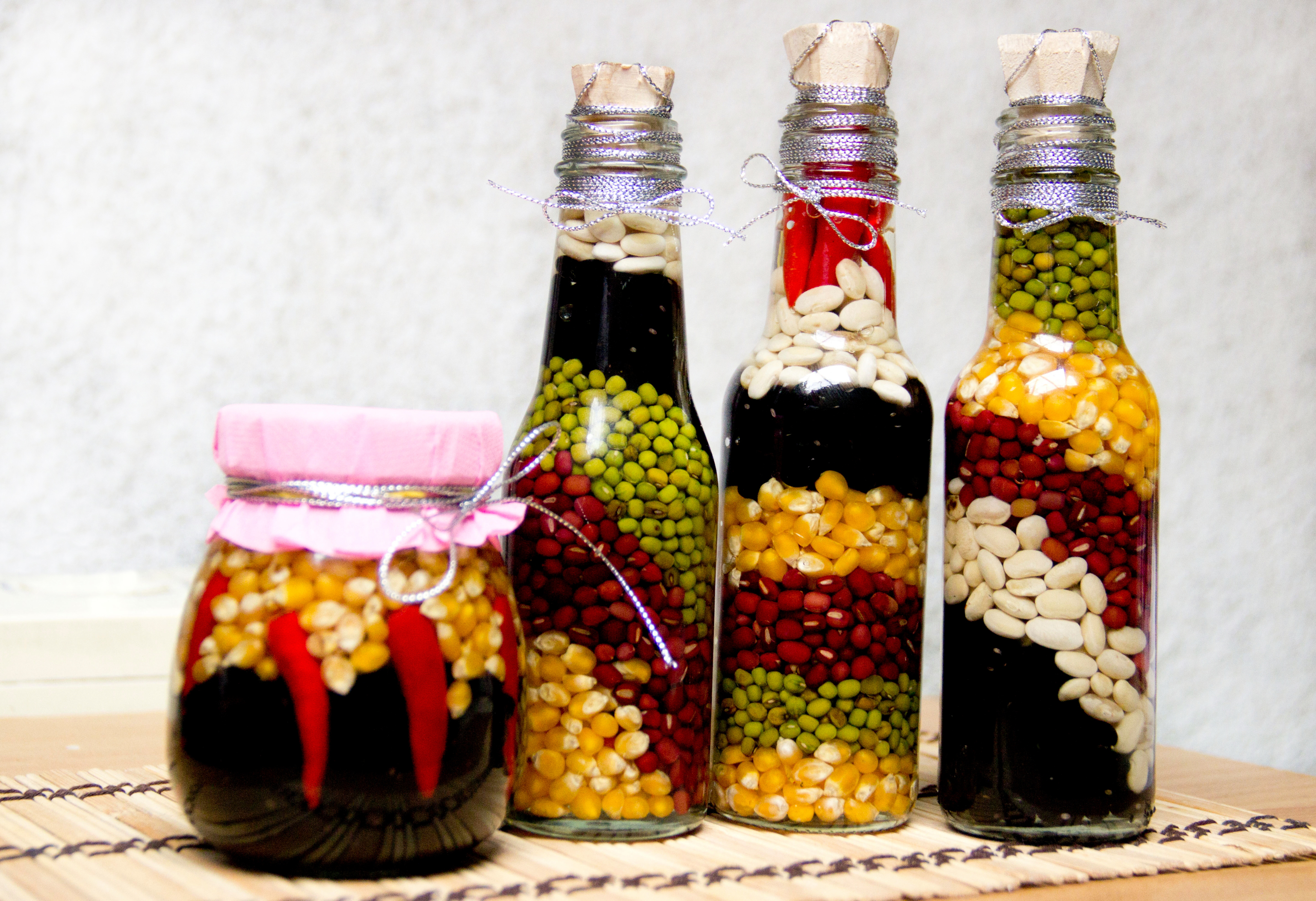 fruit decor for kitchen gas stoves how to make decorative bottles the 7 steps