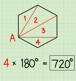 How to Calculate the Sum of Interior Angles: 8 Steps [ 2400 x 3200 Pixel ]