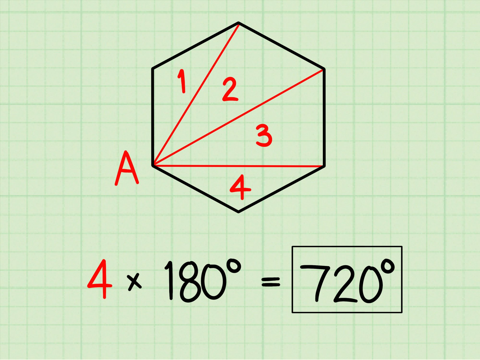 hight resolution of How to Calculate the Sum of Interior Angles: 8 Steps