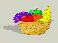 How to Draw a Basket of Fruit: 8 Steps (with Pictures ...