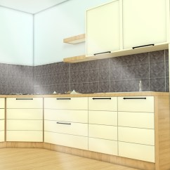 Installing Kitchen Backsplash Utensil Organizer How To Install Casual Cottage