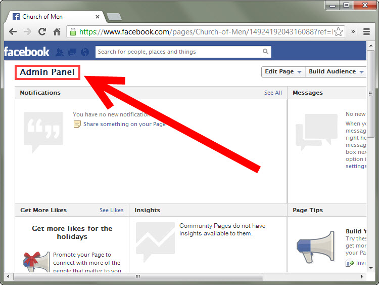 How to Create a Facebook Page (with Pictures) - wikiHow