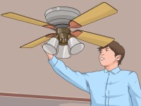 How to Fix a Squeaking Ceiling Fan: 8 Steps (with Pictures)