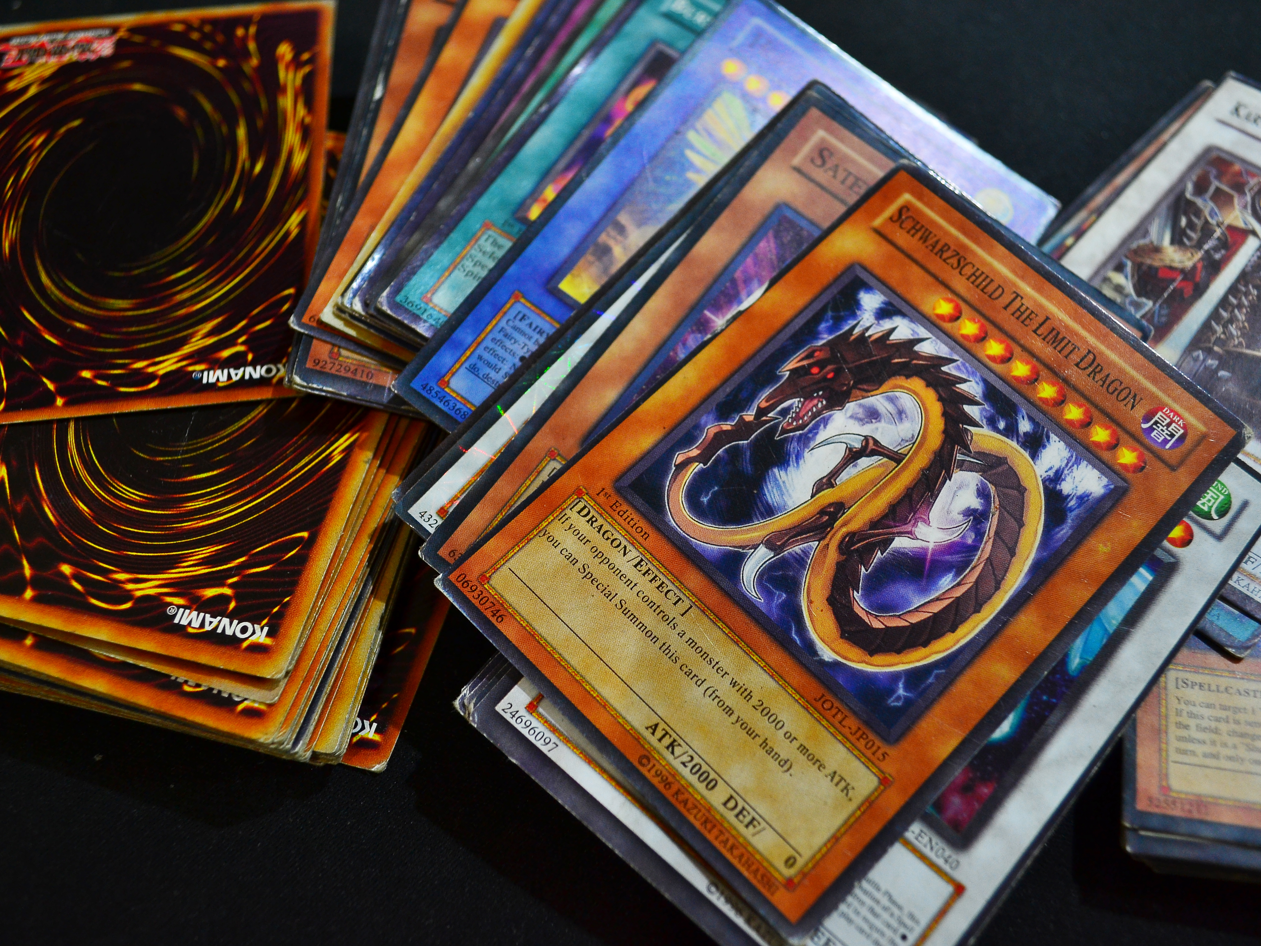 Yugioh Cards Make You Draw