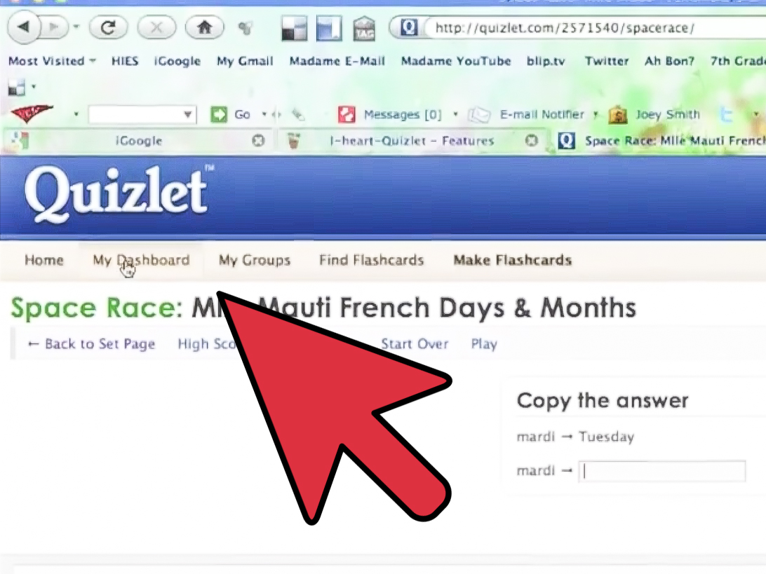 How To Win Space Race On Quizlet 13 Steps With Pictures