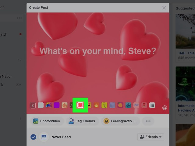 25 Ways to Make a Heart on Facebook - wikiHow