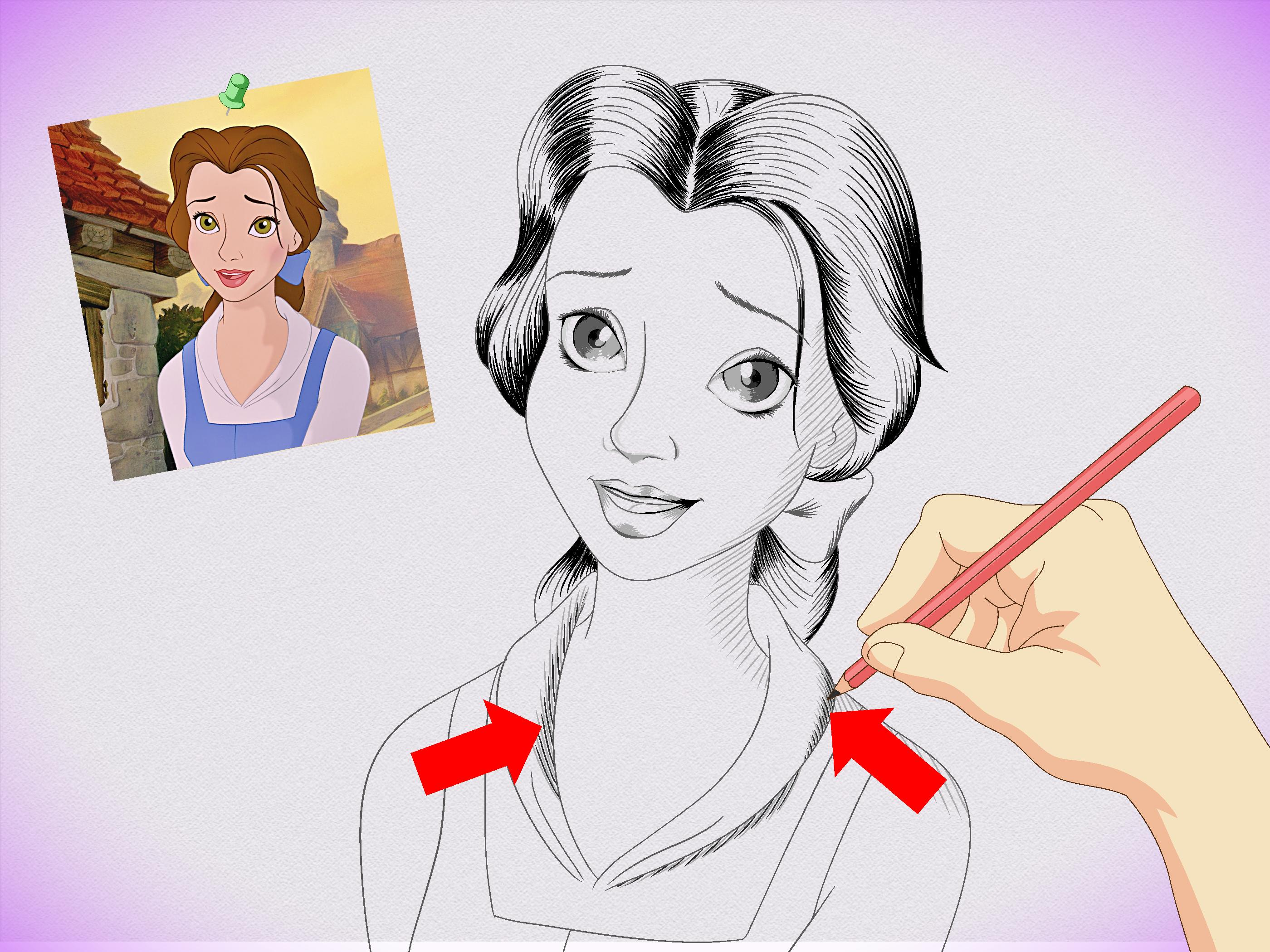 Step Step How Face You Realistic Do Draw