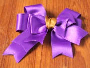 make girl hair bows 14