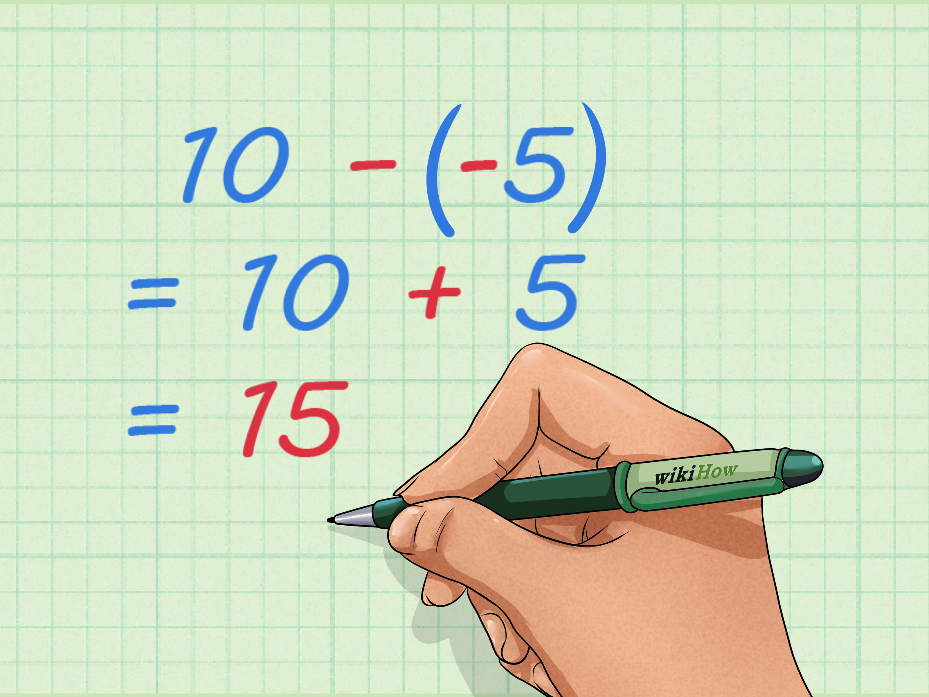 5 Ways To Add And Subtract Integers