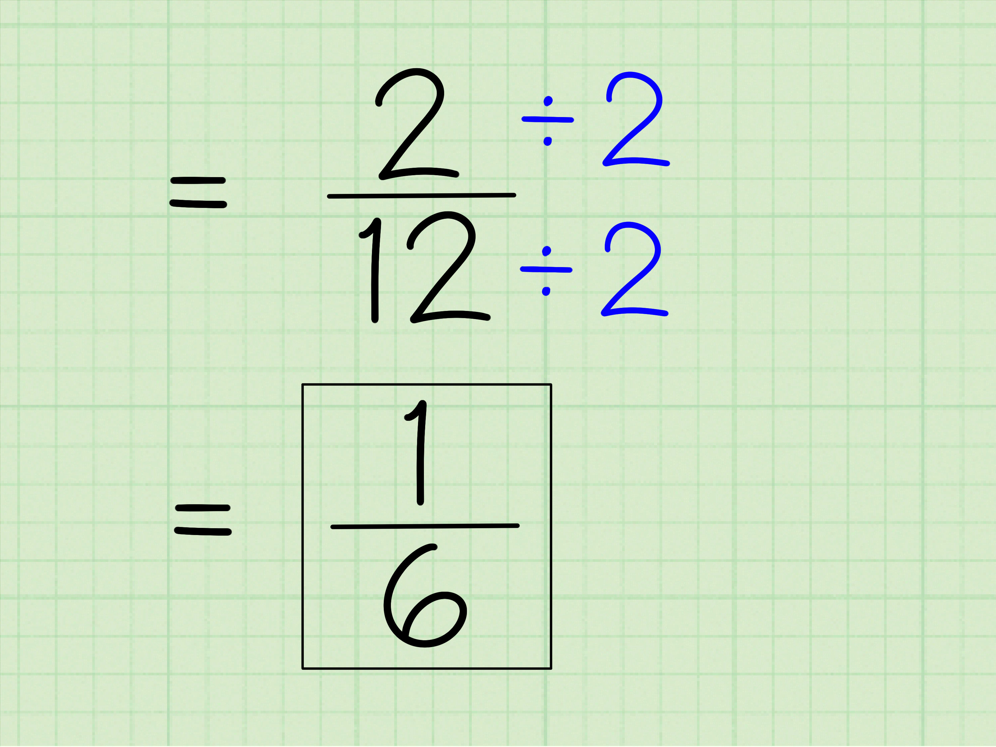 How To Divide Fractions By A Whole Number 7 Steps With