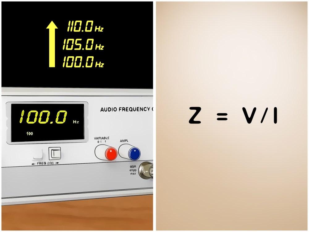 medium resolution of speaker ohm calculator