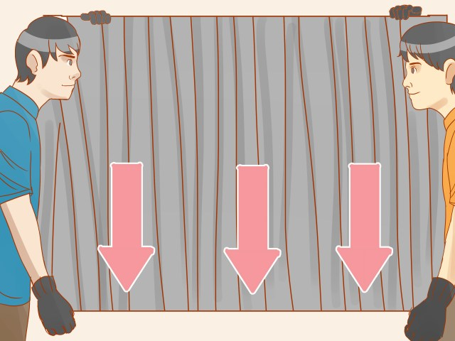 How to Remove a Bathroom Mirror 9 Steps with wikiHow
