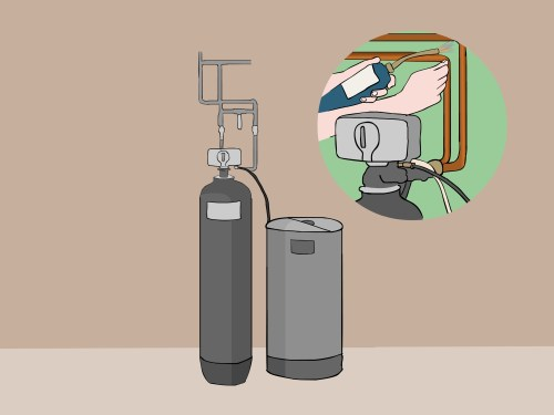 small resolution of piping diagram for water softener