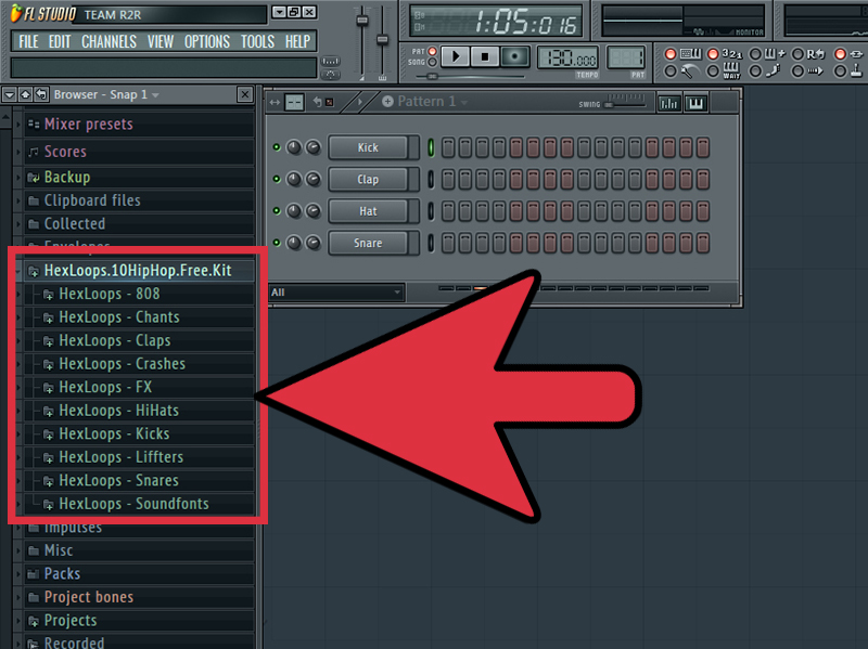 Fl Studio Sound Packs