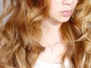 curly hair turn