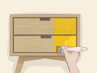 How to Gold Leaf Furniture (with Pictures) - wikiHow