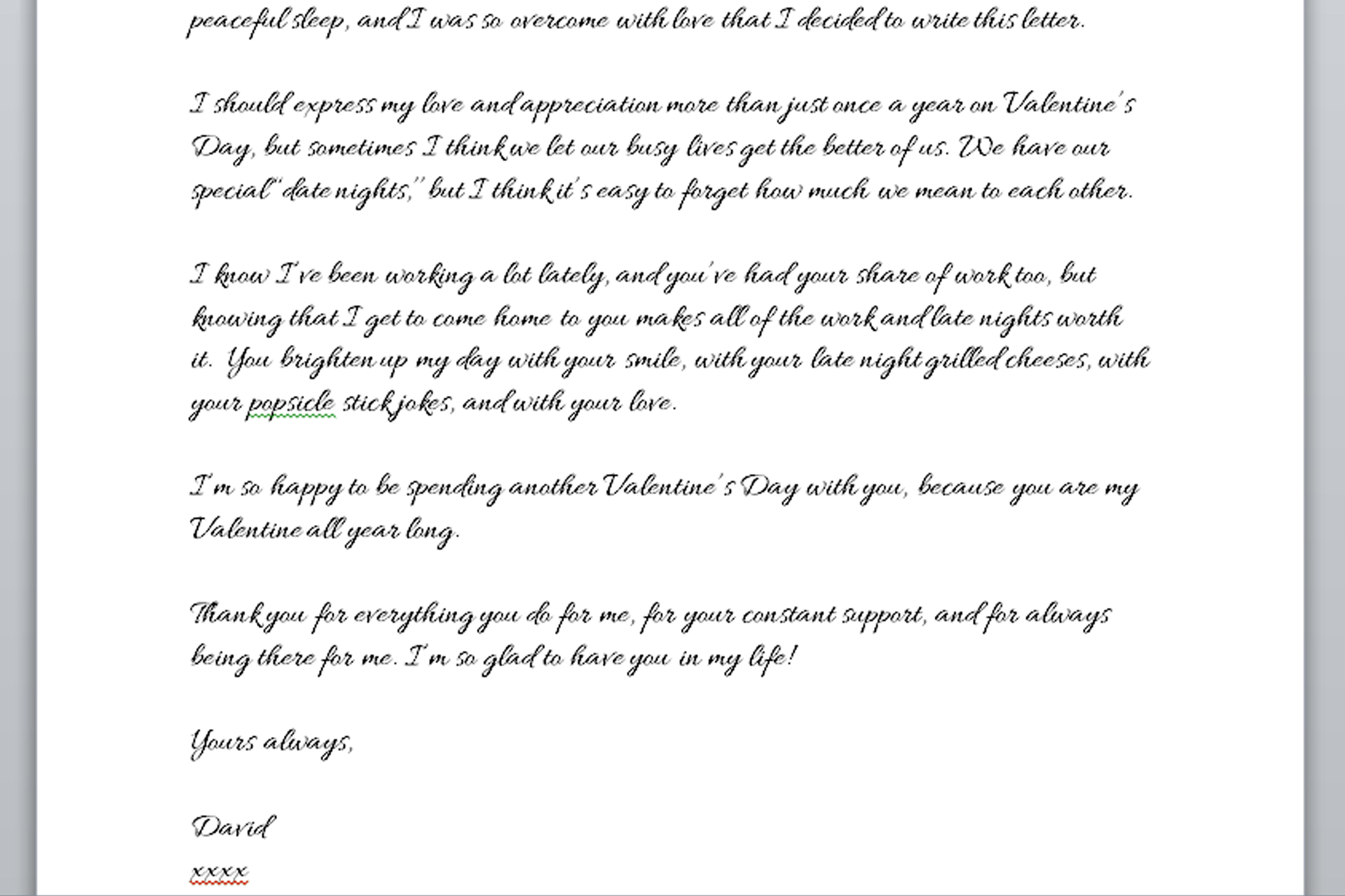 Help Writing A Love Letter College Paper Academic Service
