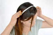 5 ways simple hairstyles
