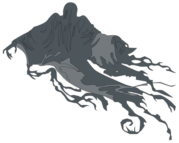 How to Draw Dementors 7 Steps with Pictures wikiHow