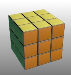 solve rubik cube diagram [ 1280 x 720 Pixel ]