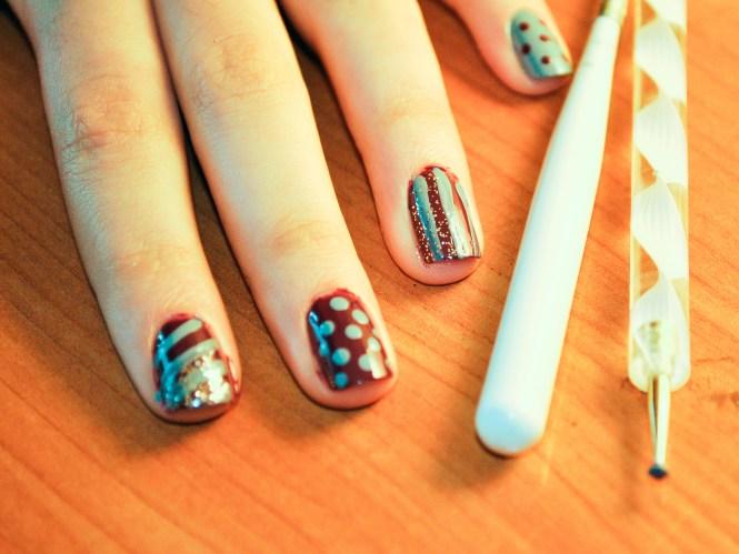 Image Led Apply Fake Nails Step 9