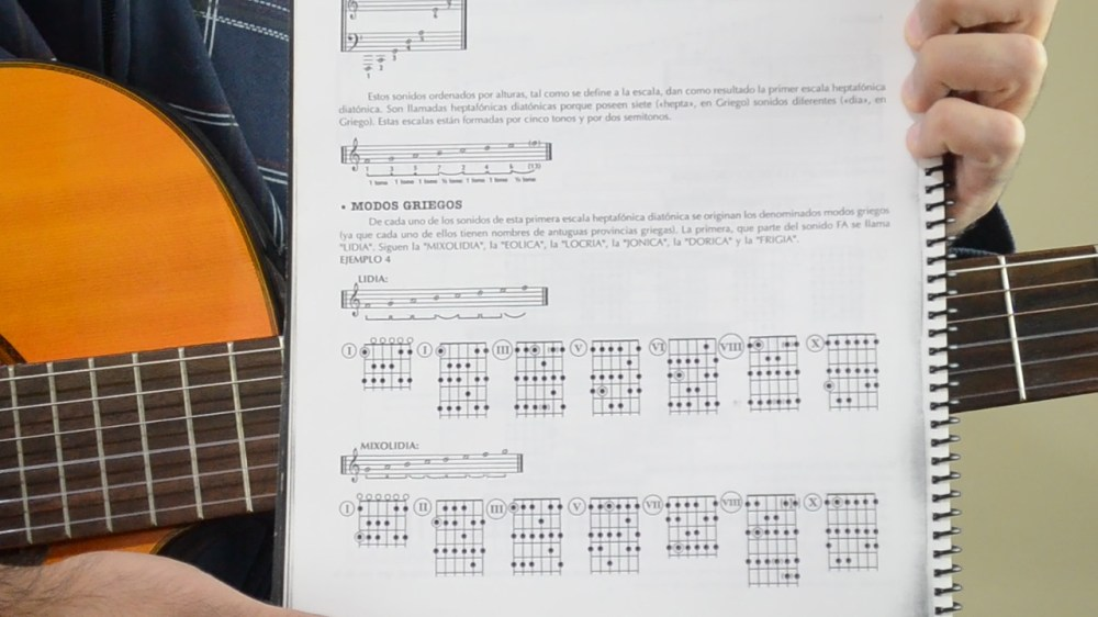 medium resolution of how to play the c major scale on guitar