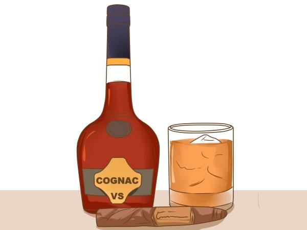 4 Ways Drink Cognac - Wikihow