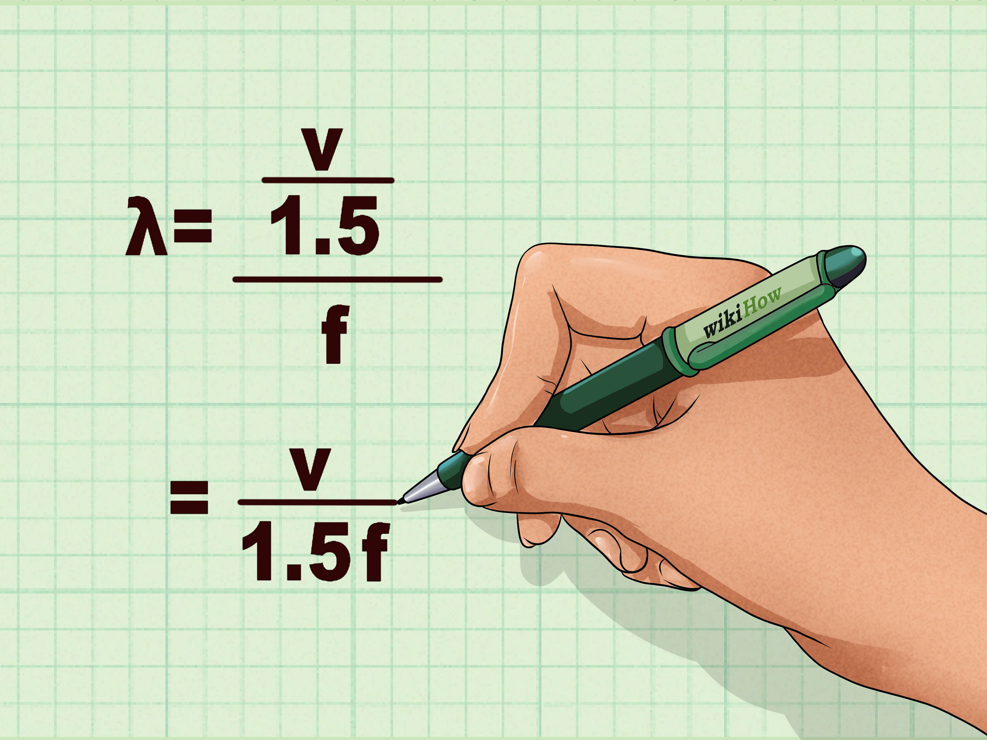 How To Calculate Wavelength 10 Steps With Pictures