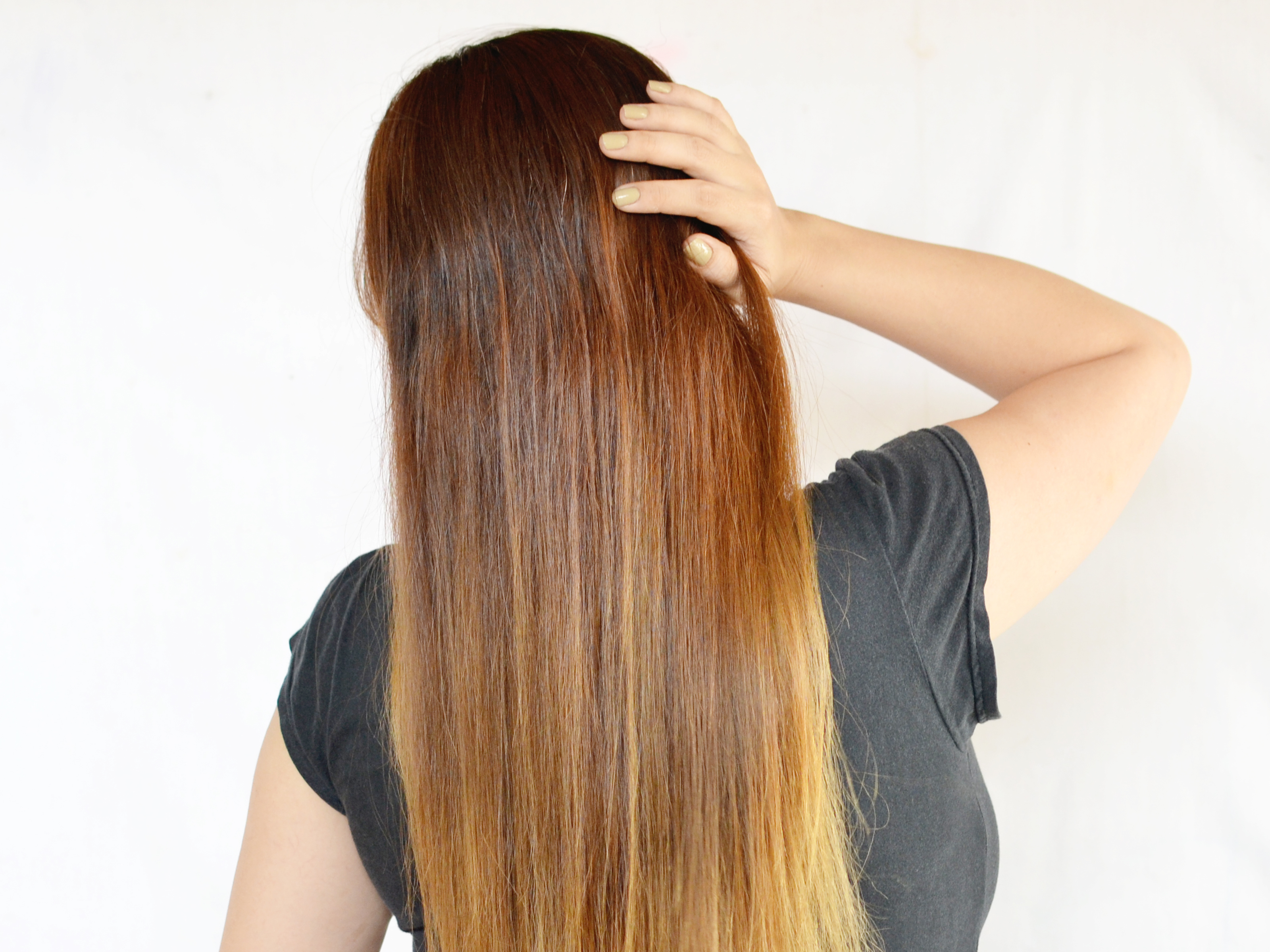 3 Ways To Straighten Curly And Thick Hair WikiHow