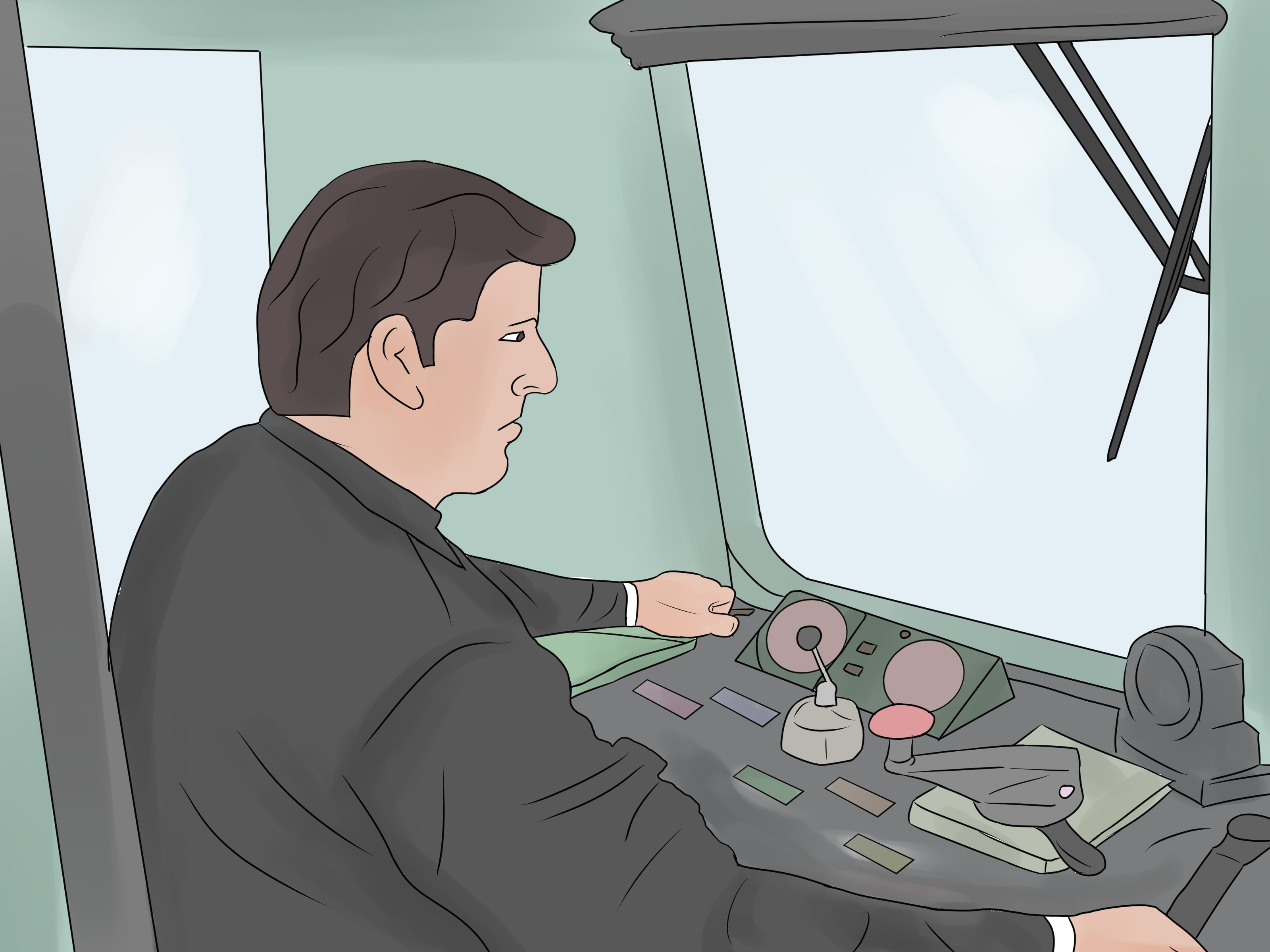 How To Become A Train Driver 10 Steps