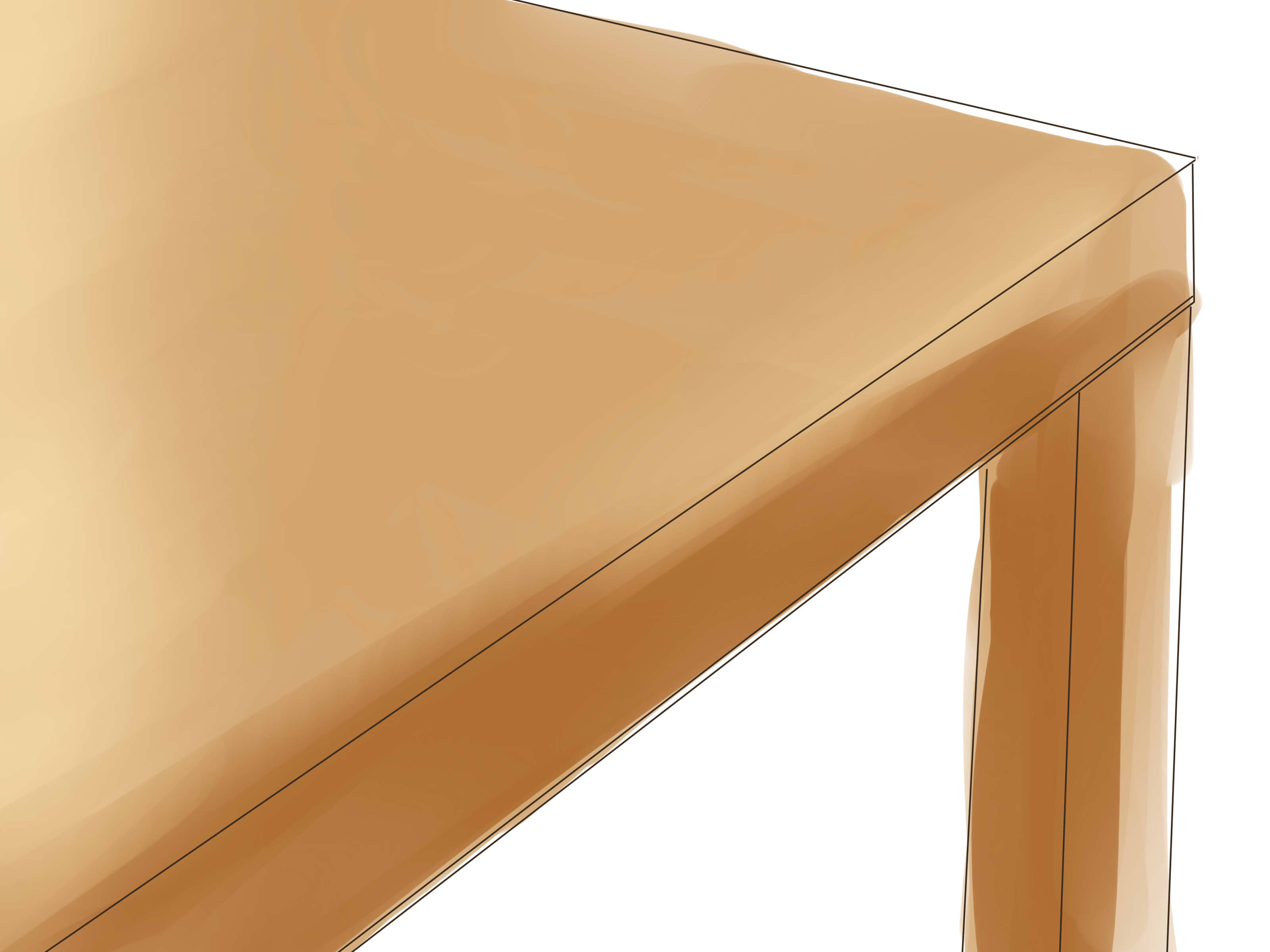 how to get rid of ink marks on leather sofa affordable sectional sofas toronto 4 ways remove stains from wood furniture wikihow